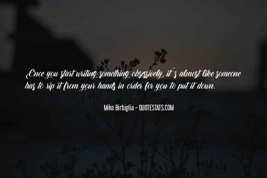 Mike Birbiglia Quotes #1396365