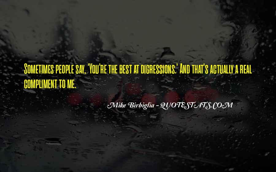 Mike Birbiglia Quotes #1420006