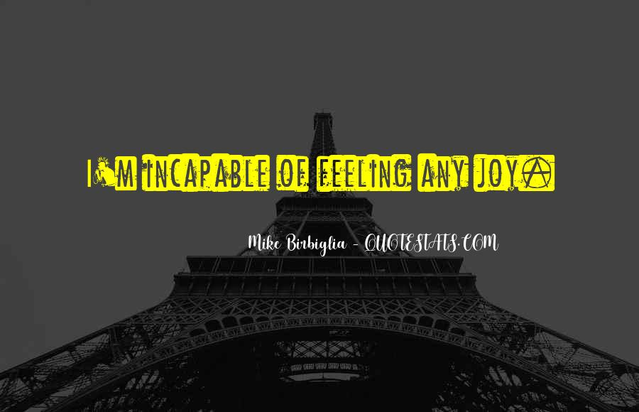 Mike Birbiglia Quotes #1721952