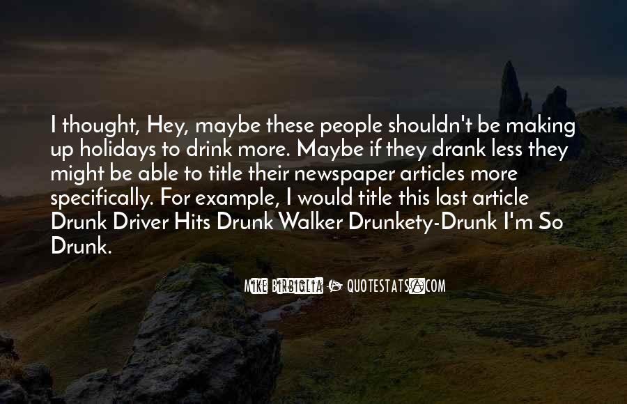 Mike Birbiglia Quotes #559391