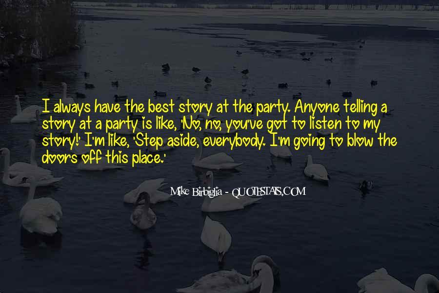 Mike Birbiglia Quotes #566200