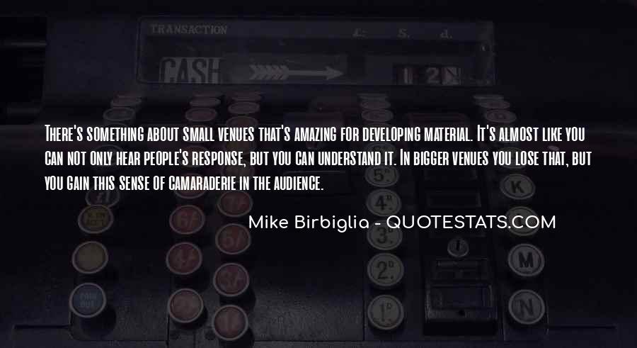 Mike Birbiglia Quotes #672567