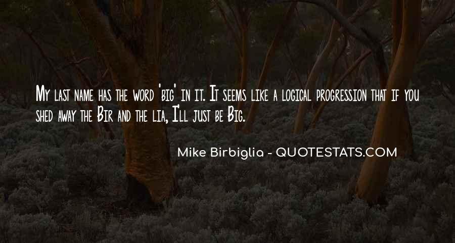 Mike Birbiglia Quotes #857717
