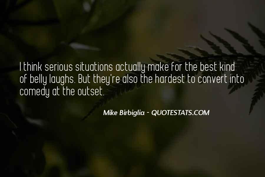 Mike Birbiglia Quotes #868545
