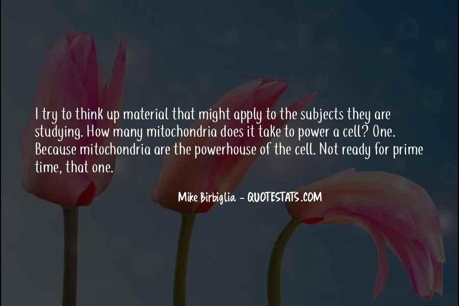 Mike Birbiglia Quotes #938781