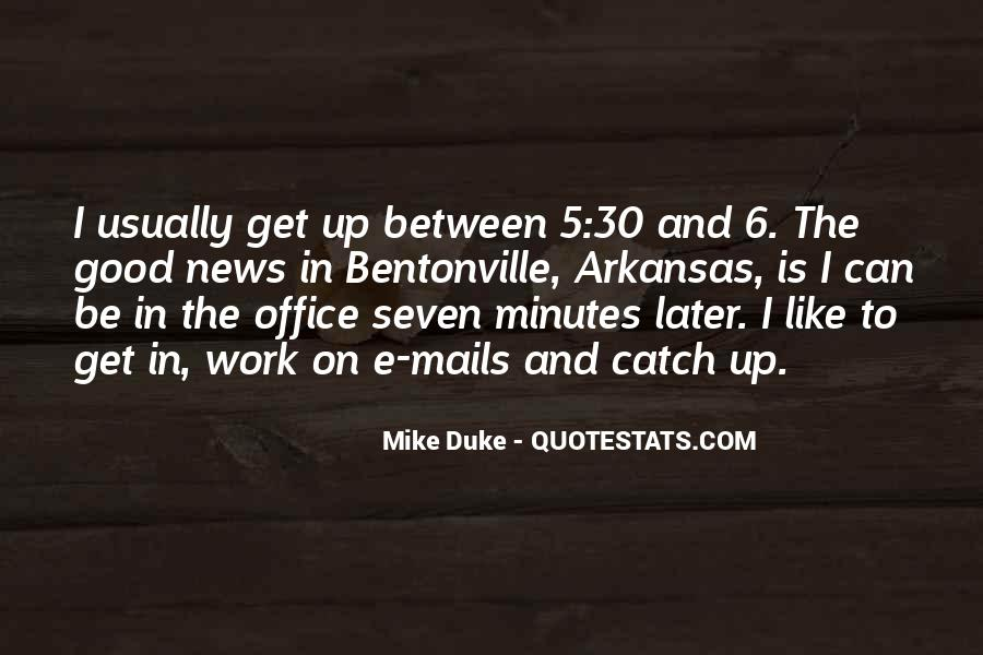 Mike Duke Quotes #108124