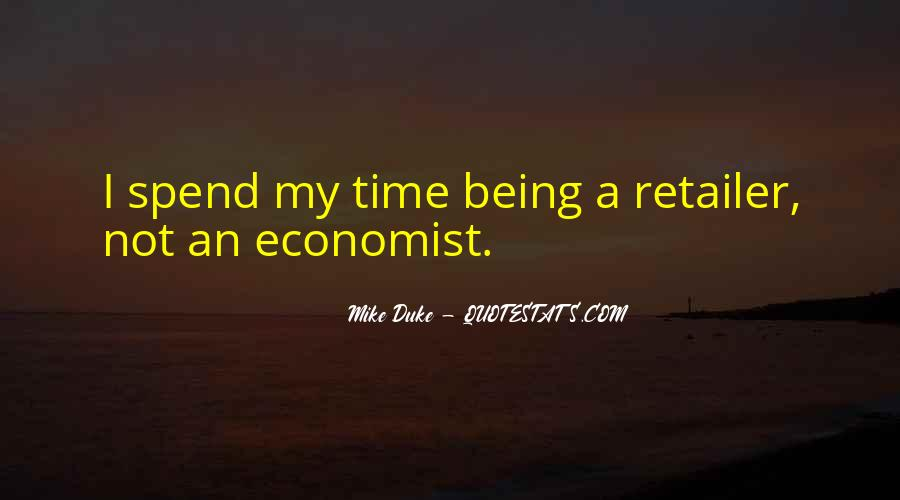 Mike Duke Quotes #212003