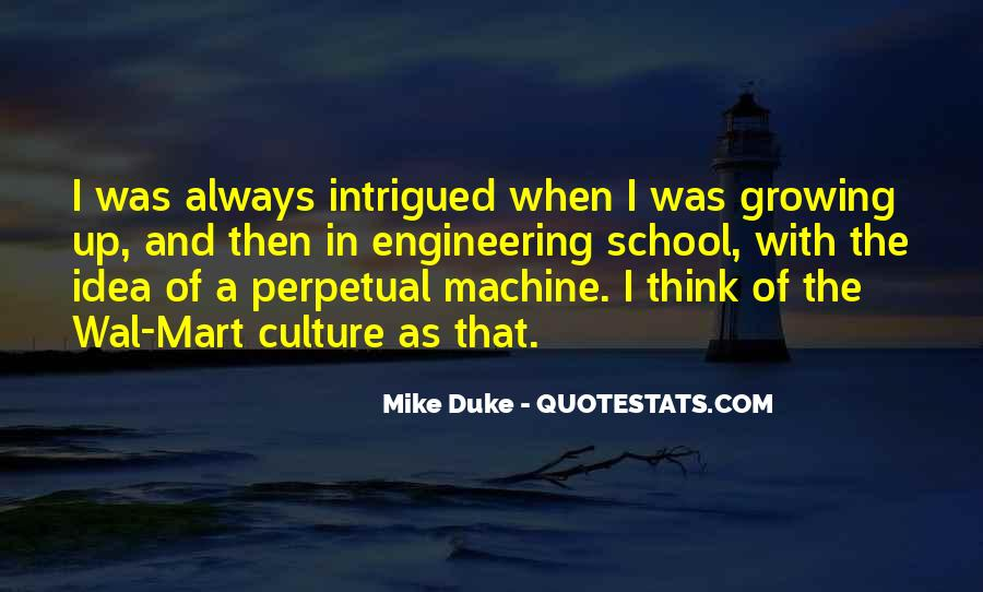Mike Duke Quotes #970613