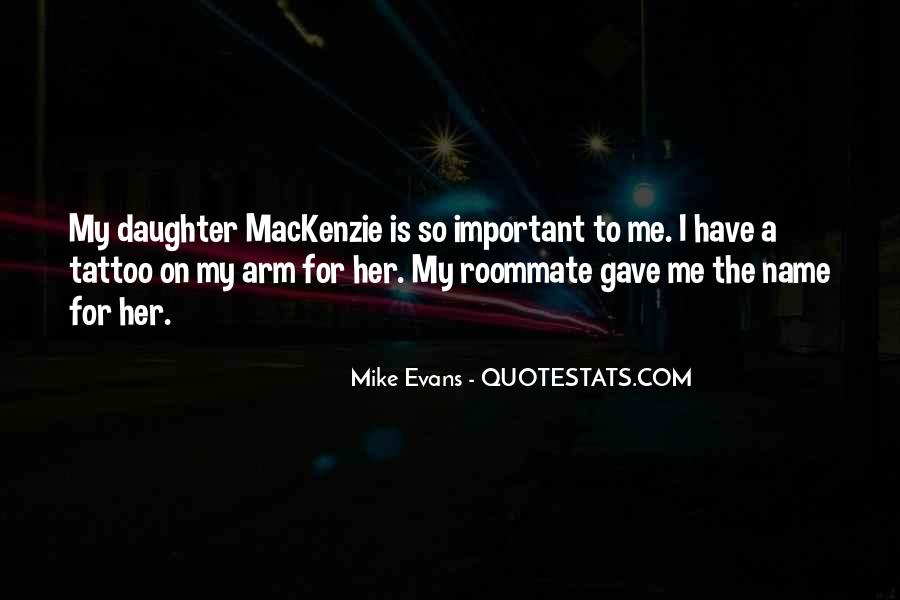 Mike Evans Quotes #1431202