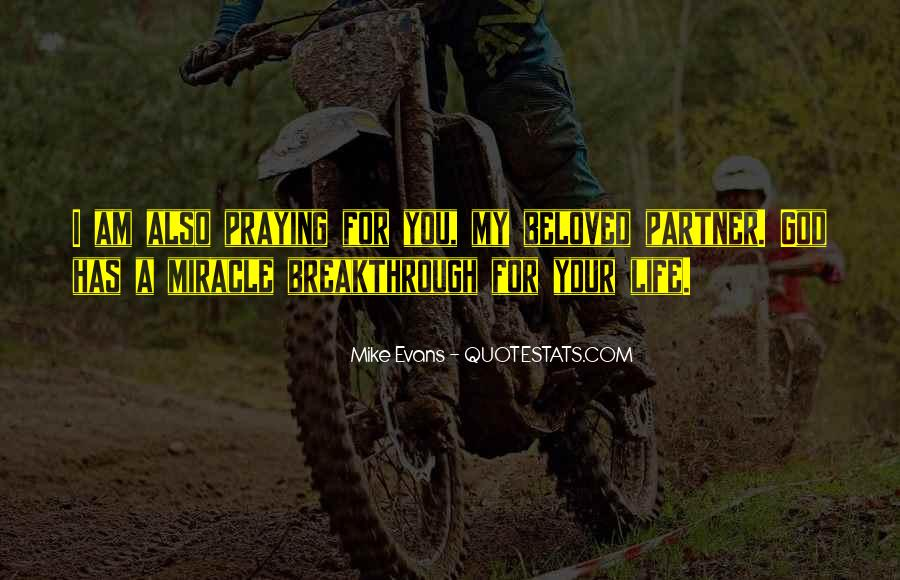 Mike Evans Quotes #175041