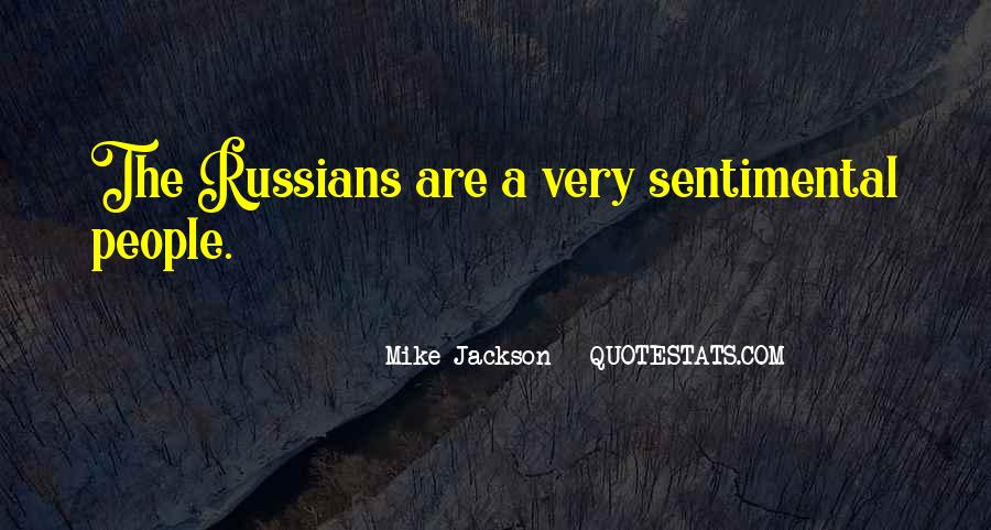 Mike Jackson Quotes #171679
