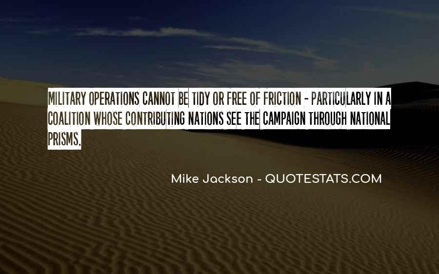 Mike Jackson Quotes #637398
