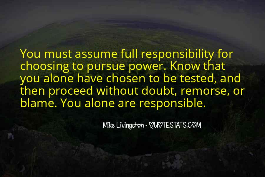 Mike Livingston Quotes #1275721