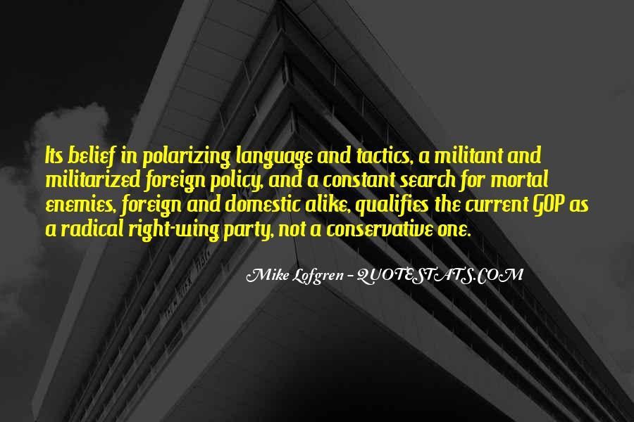 Mike Lofgren Quotes #1595015