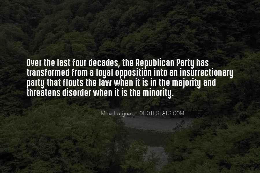 Mike Lofgren Quotes #1701942