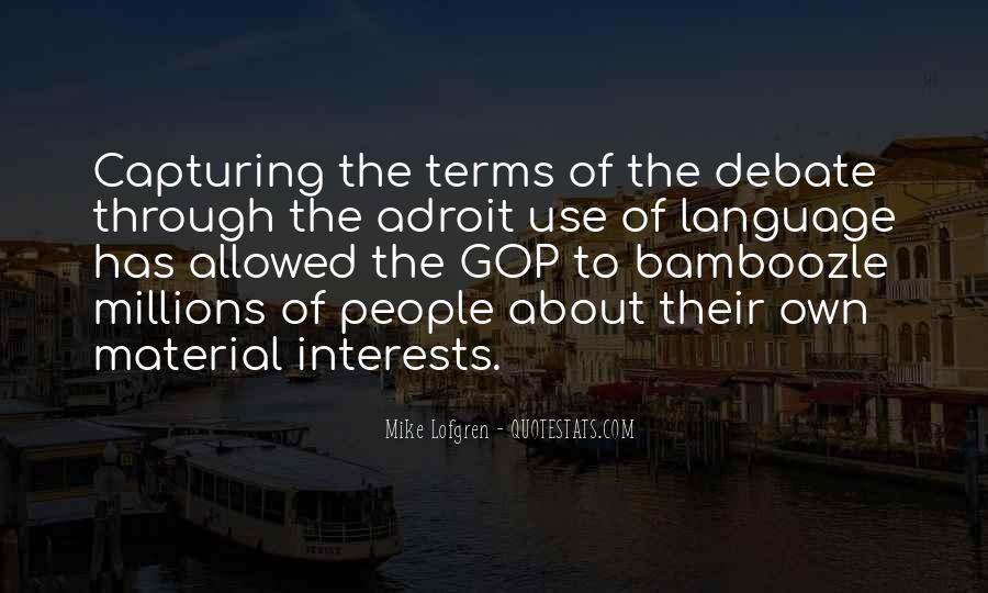 Mike Lofgren Quotes #1832934