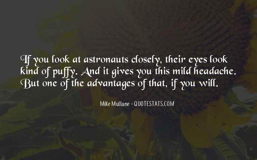 Mike Mullane Quotes #678986