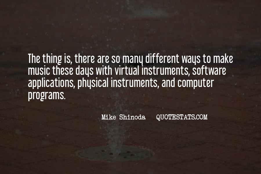 Mike Shinoda Quotes #1412420