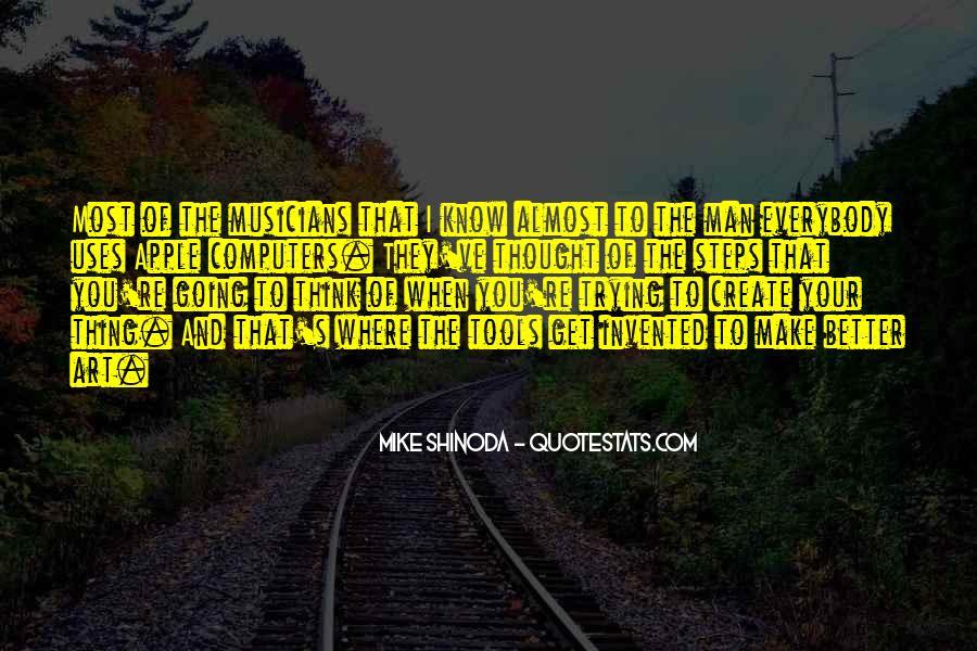 Mike Shinoda Quotes #241077