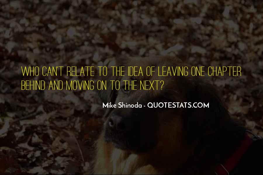 Mike Shinoda Quotes #711347
