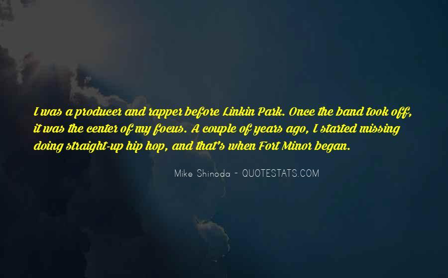 Mike Shinoda Quotes #788931