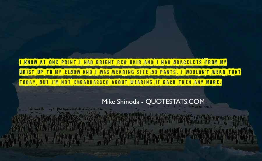 Mike Shinoda Quotes #799639