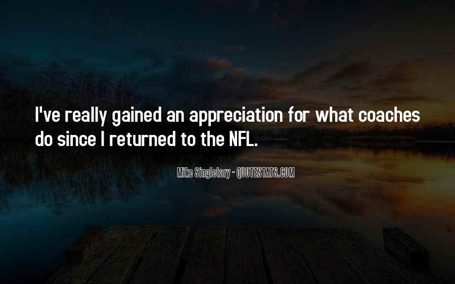 Mike Singletary Quotes #1620494