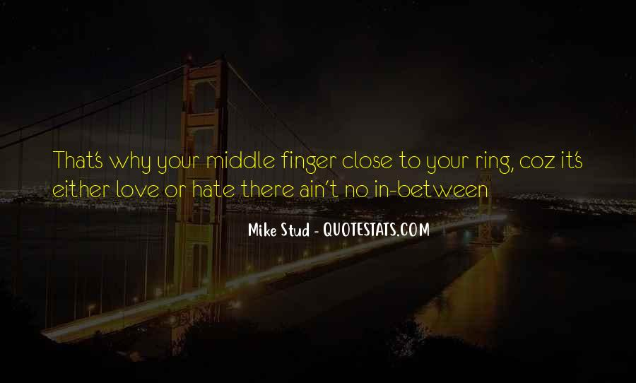 Mike Stud Quotes #1782483