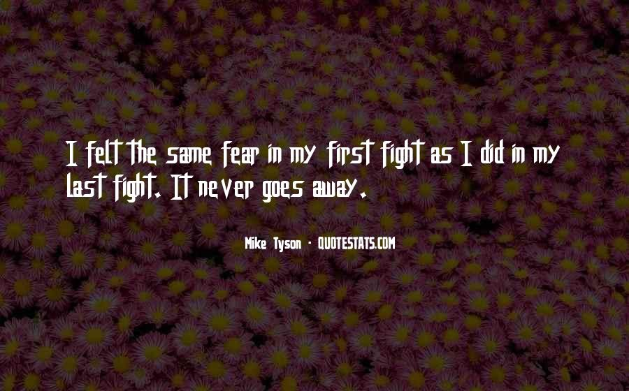 Mike Tyson Quotes #1064734