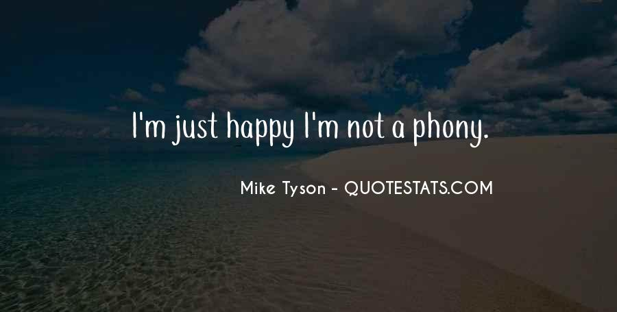 Mike Tyson Quotes #1355082