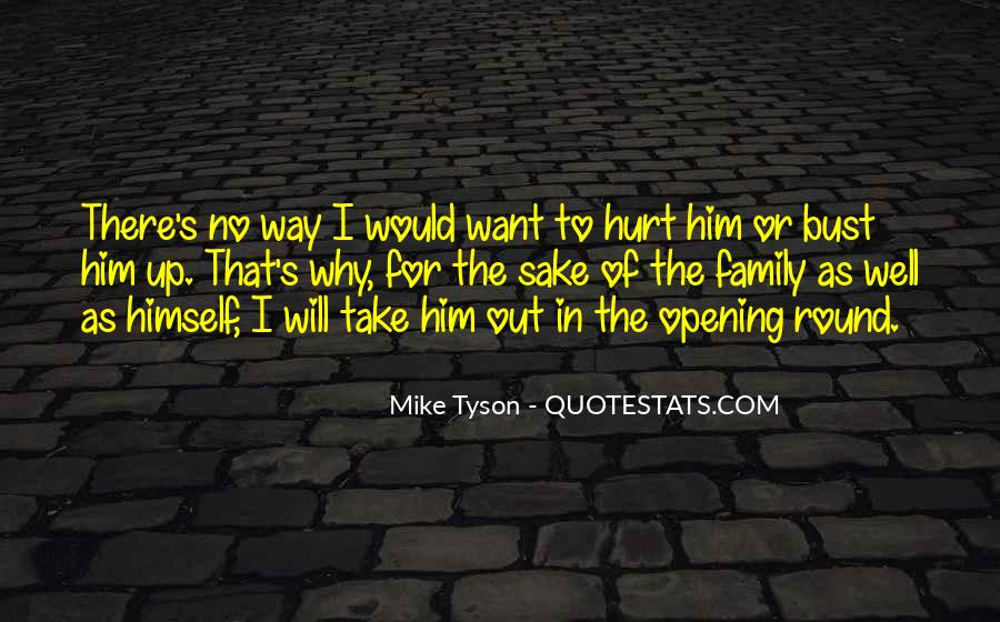 Mike Tyson Quotes #1505211