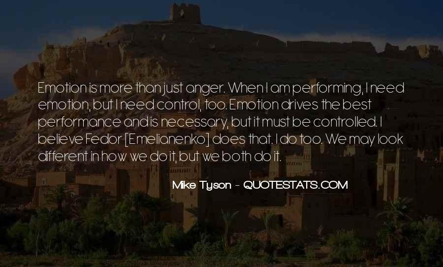 Mike Tyson Quotes #1641952