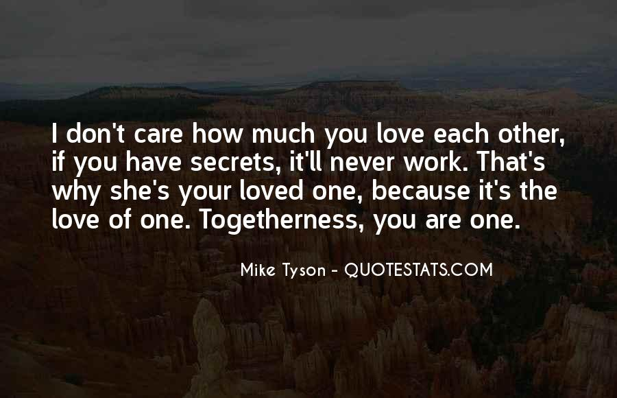 Mike Tyson Quotes #1686194