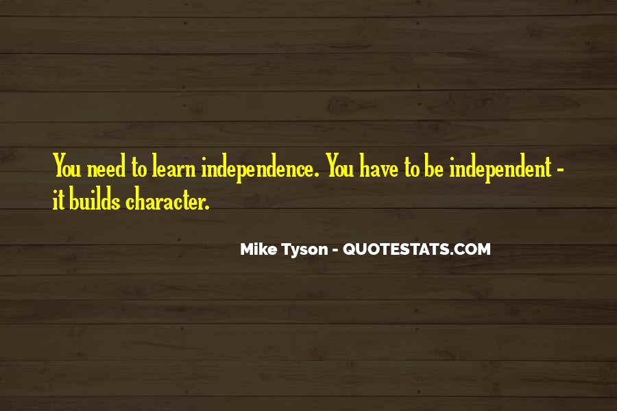 Mike Tyson Quotes #1729175