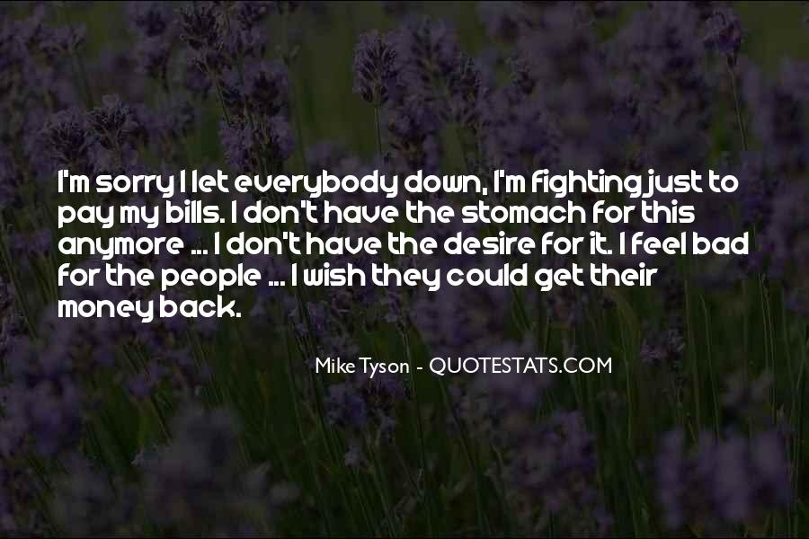 Mike Tyson Quotes #1780744