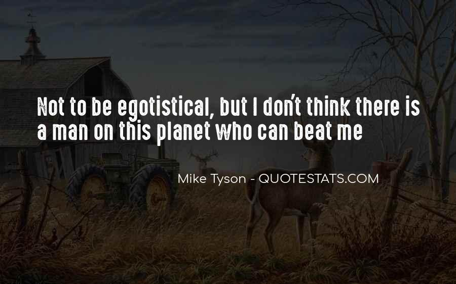 Mike Tyson Quotes #85010