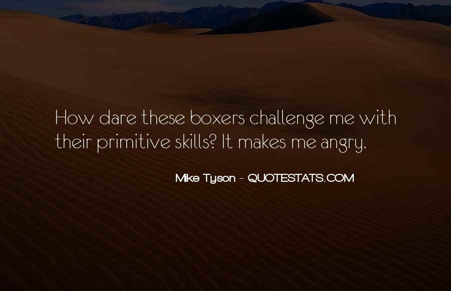 Mike Tyson Quotes #868866
