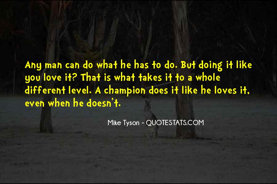 Mike Tyson Quotes #949695