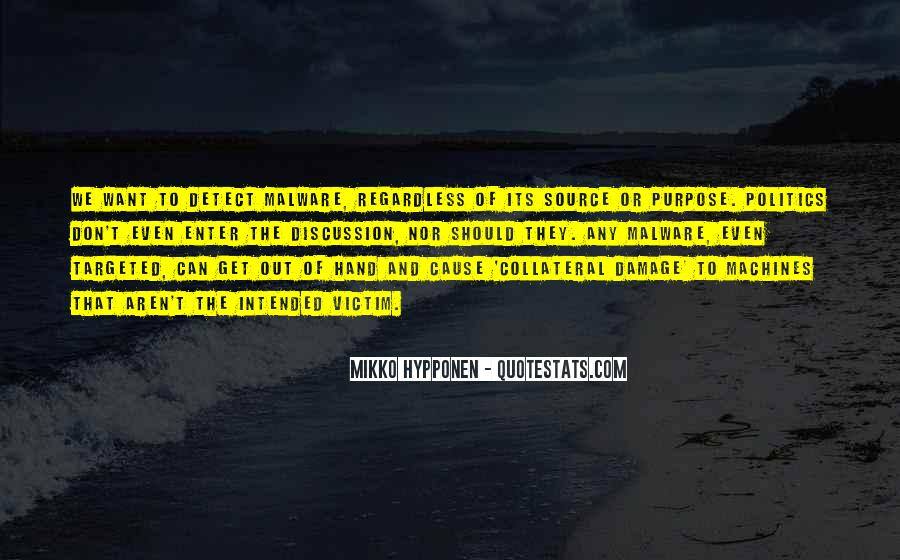 Mikko Hypponen Quotes #1589882