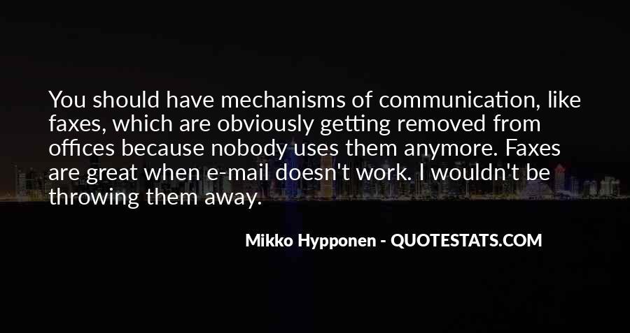 Mikko Hypponen Quotes #1779743