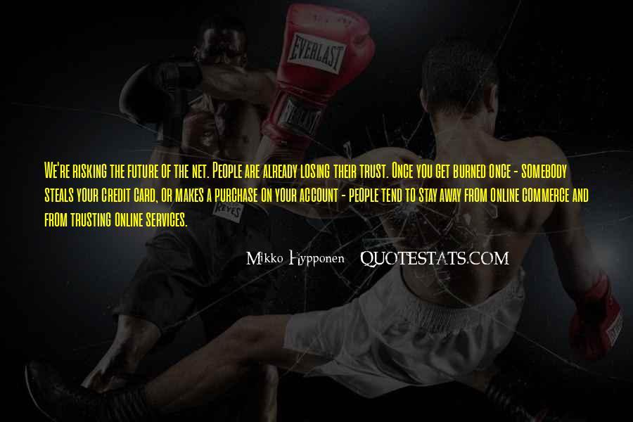 Mikko Hypponen Quotes #394722