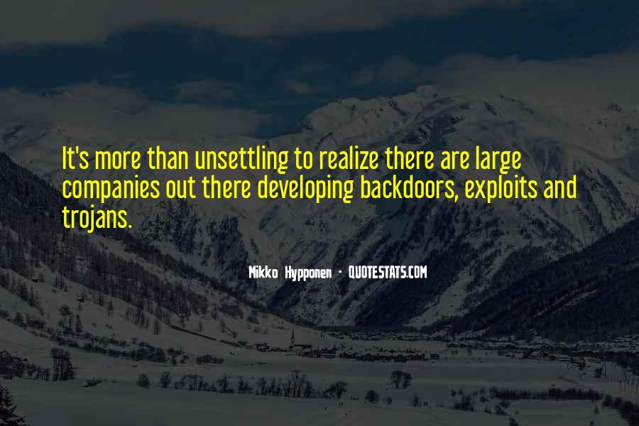 Mikko Hypponen Quotes #802056