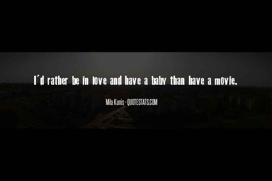 Mila Kunis Quotes #1091838