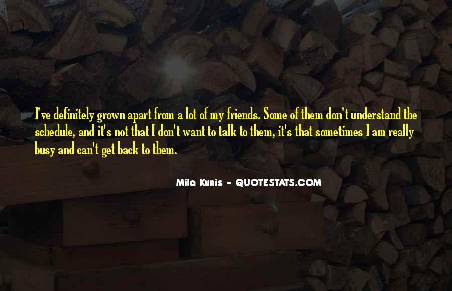 Mila Kunis Quotes #1241151