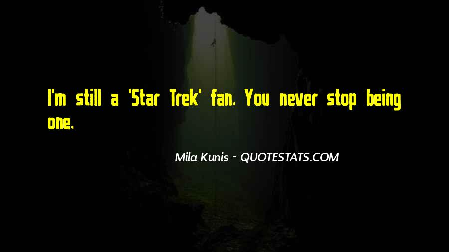 Mila Kunis Quotes #1336601