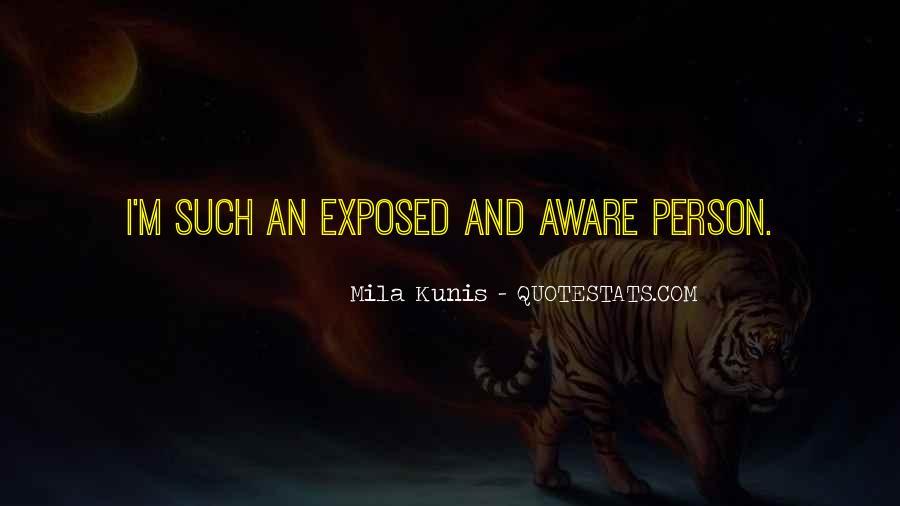 Mila Kunis Quotes #1360335