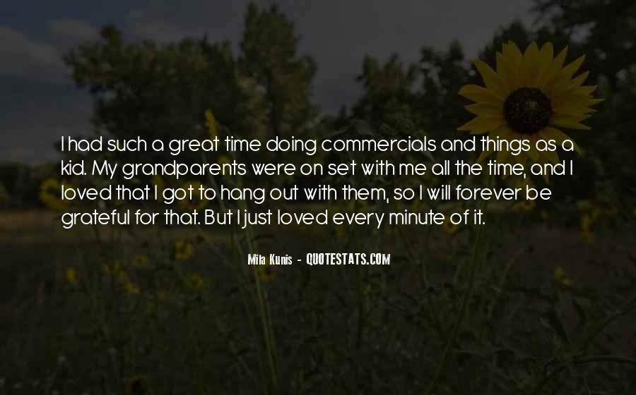 Mila Kunis Quotes #1439262