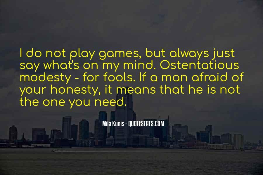 Mila Kunis Quotes #1480535