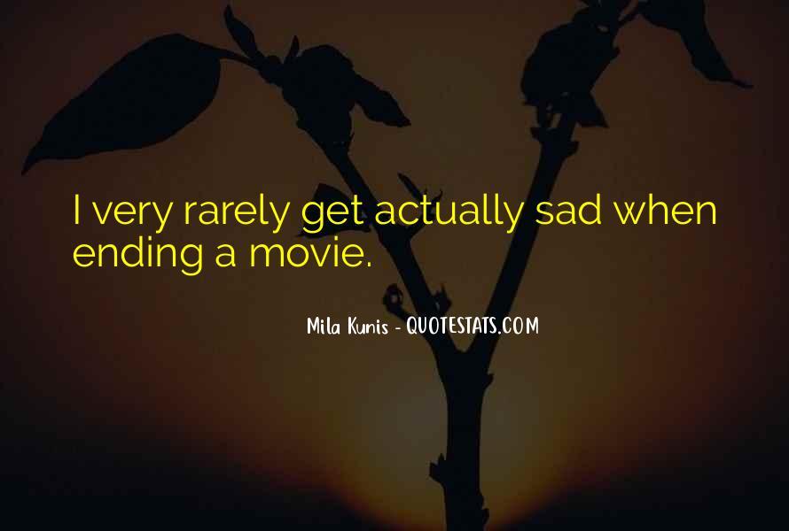 Mila Kunis Quotes #1502201