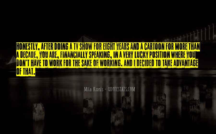 Mila Kunis Quotes #1541501